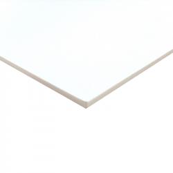PVC Expansé Blanc 10mm