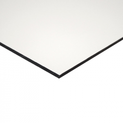 Composite Alu/PE Blanc 3mm