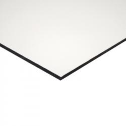 Composite Alu/PE Blanc 2mm