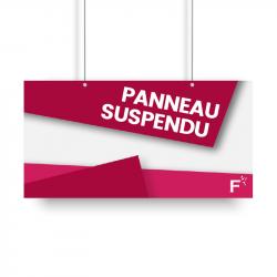 Panneau suspendu