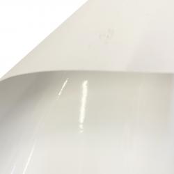 Polymère Blanc Brillant