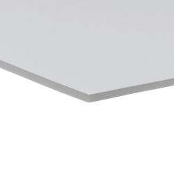 Composite PVC/PS Blanc 10mm